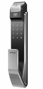 cerradura digital biometrica