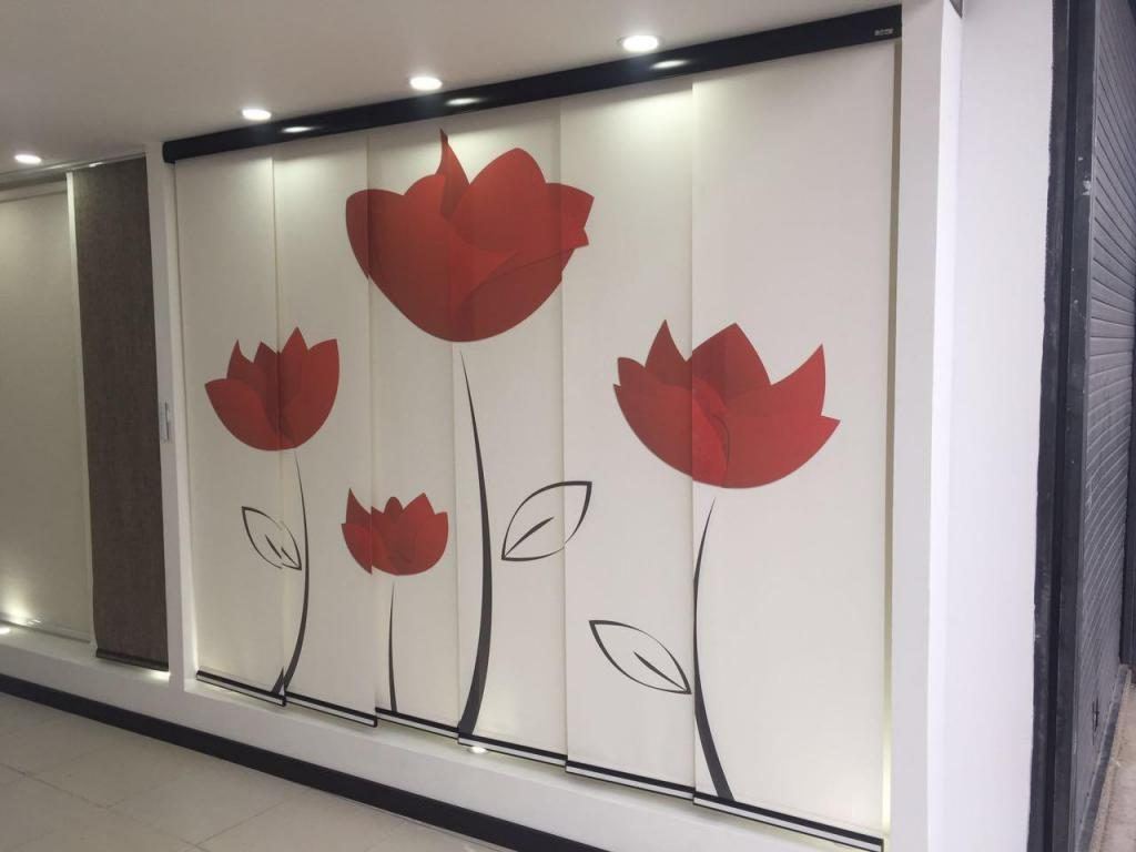 panel japones estapado
