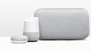 Presentaciones de google home
