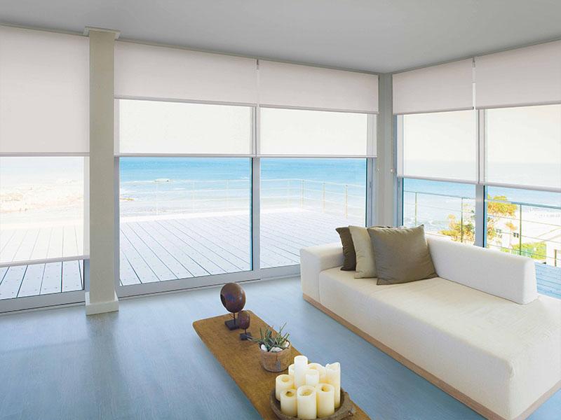 persianas enrollables playa