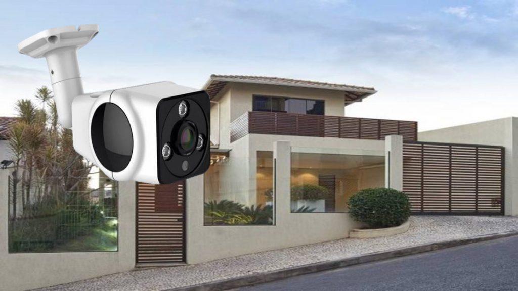cámara wifi exterior 360