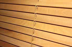 persiana moderna en madera